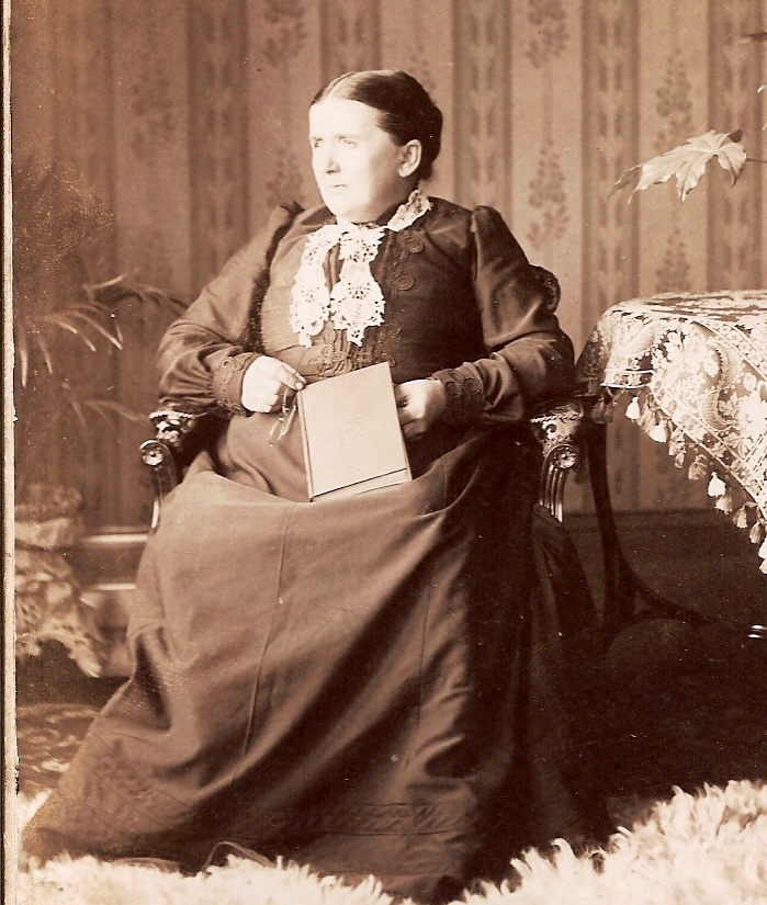Copy of Great grandma G or A